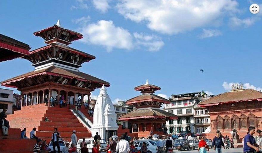 Nepal Bhutan Tour | Kathmandu Durbar Square.