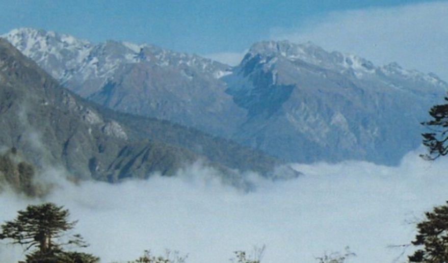 Kanchenjunga Circuit Trek | Khmbachen 4050m