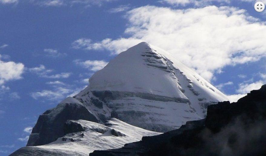 Kora mountain Tibet.