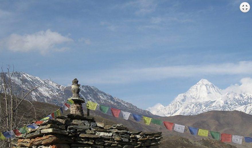 Langtang Valley Ganja La Pass Trekking