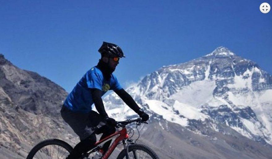 Lhasa EBC Kathmandu Biking.
