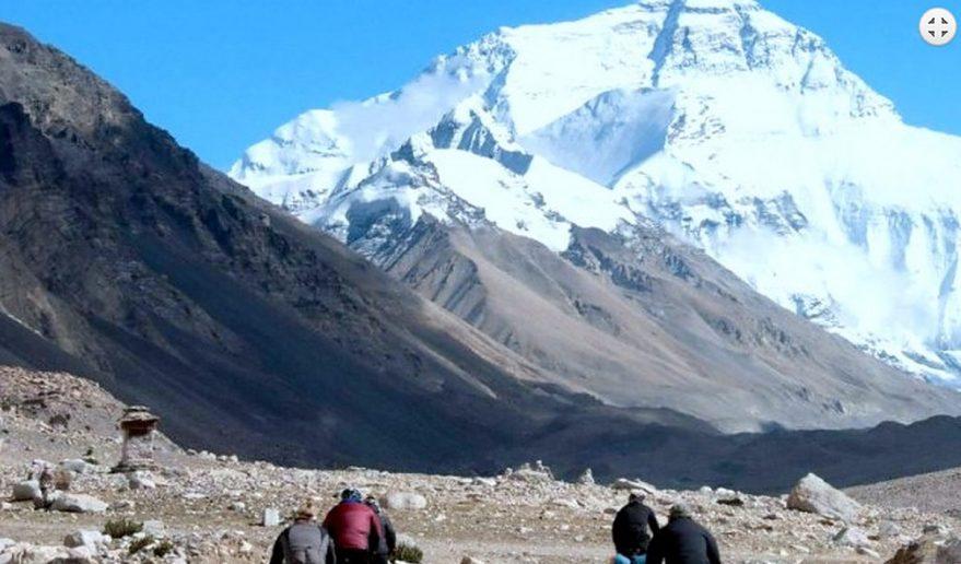 Lhasa Everest Base Camp Biking Tour Flashbacks.