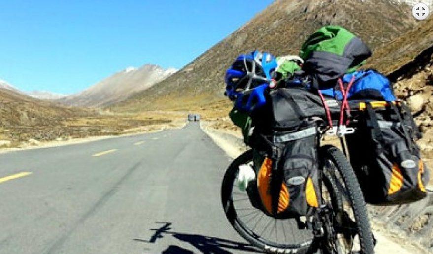 Lhasa Everest Base Camp Biking tour.