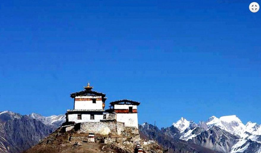 Ling Dzong Snowman Trek.