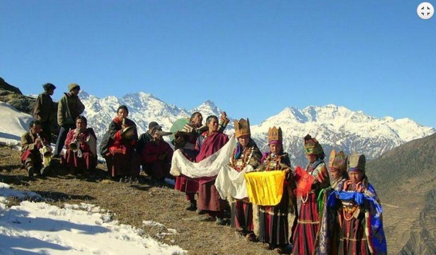 Mt. Kailash and Lhasa Tour via Simikot | Locals at Simikot.
