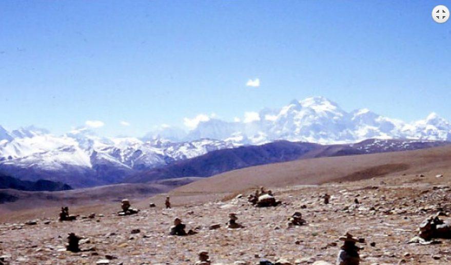 Lungla Pass Lhamo Latso Trekking.