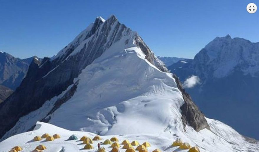 Manaslu Expedition For Climbers