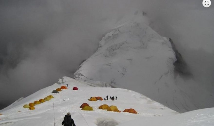 Manaslu Expedition in Nepal