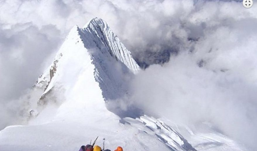 Manaslu Expedition