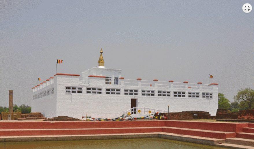 Nepal Tour | Maya Devi Temple - Birthplace of Lord Buddha.