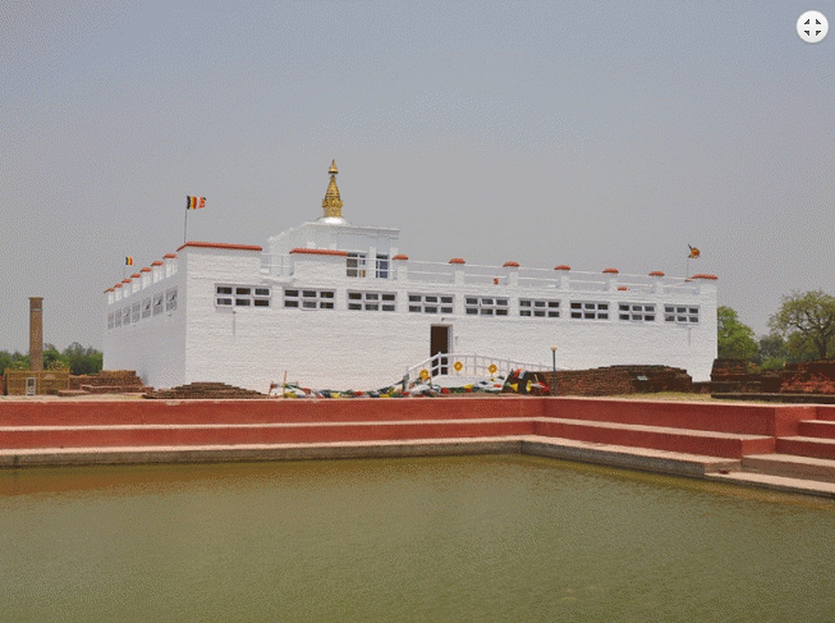 Nepal Tour | Maya Devi Temple - Birthplace of Lord Buddha.