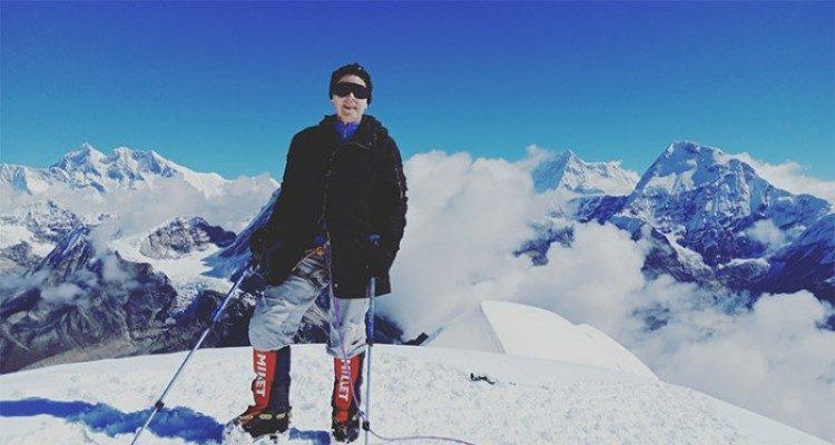 Mera Peak Summit 6461m
