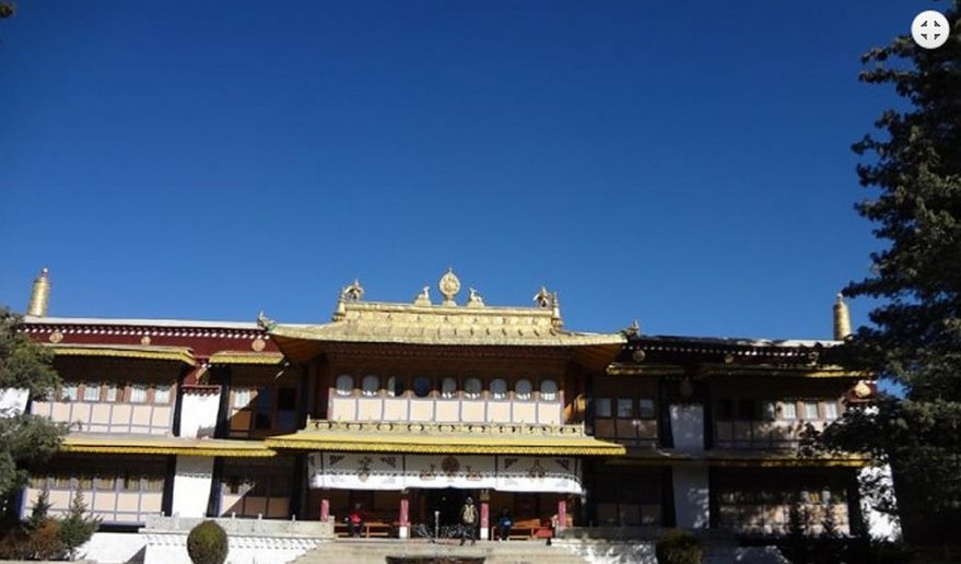 Popular Tour of Tibet | Monastery Sightseeing.