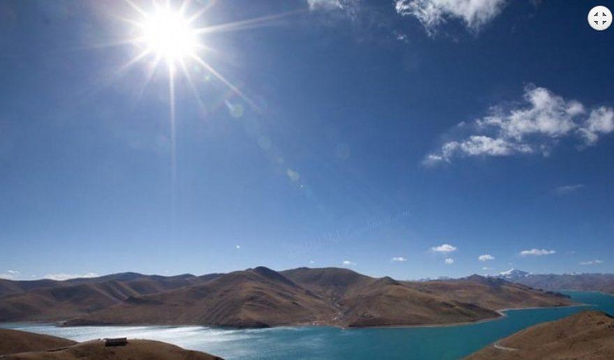 Ganden Samye Valley Trek   Monastery to Samye.