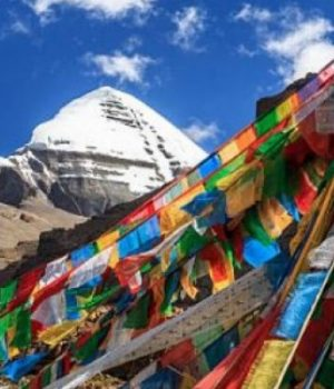 Mount Kailash And Mansarovar via Everest Base Camp