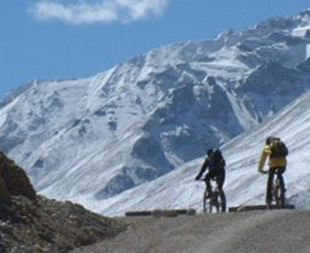 Mount Kailash Biking Tour