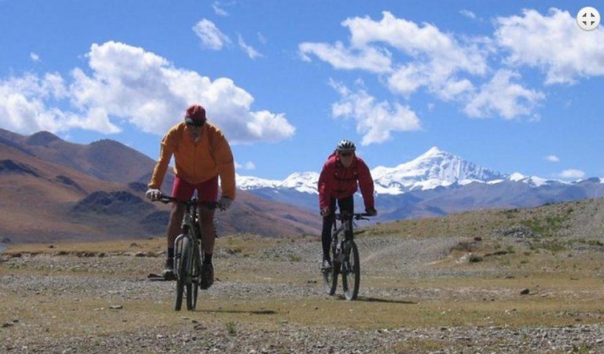 Mount Kailash.