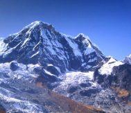 Climbing Mount Annapurna