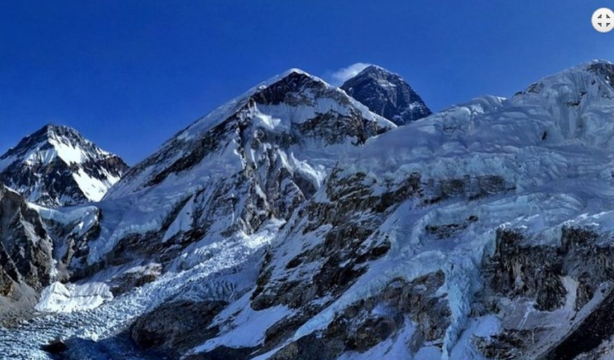 Helicopter Tour to Everest | Mt everest 8848 m