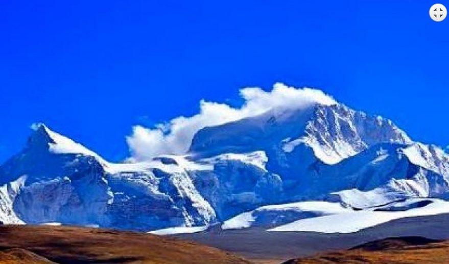 Mt.Shishapangma.