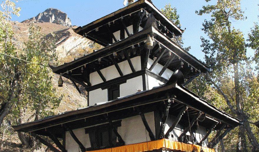 Nepal Pilgrimage Tour   Muktinath Temple 3710m.