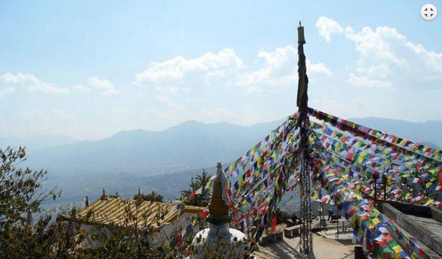Nagarjun Hill Day Hike Nepal.