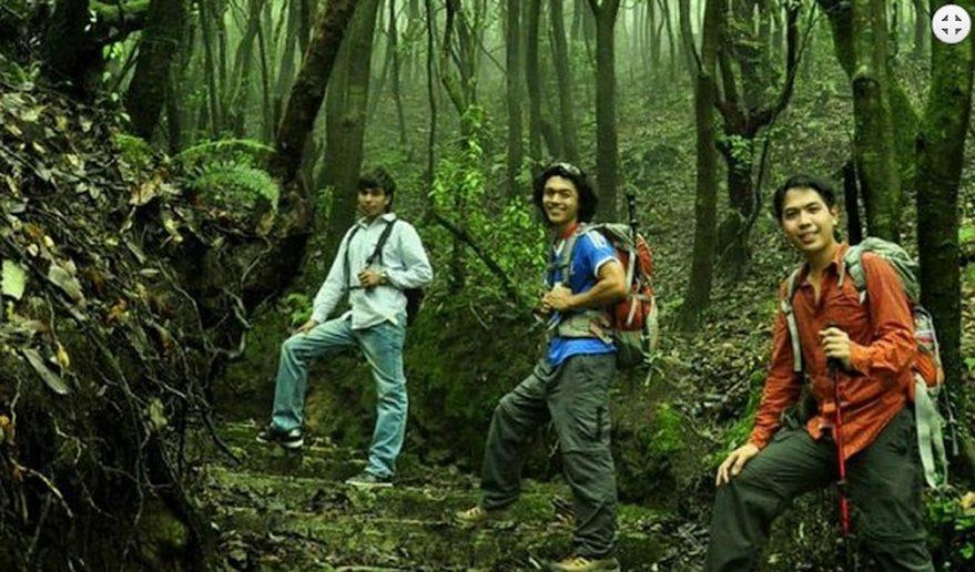 Nagarjun Hill Day Hiking.