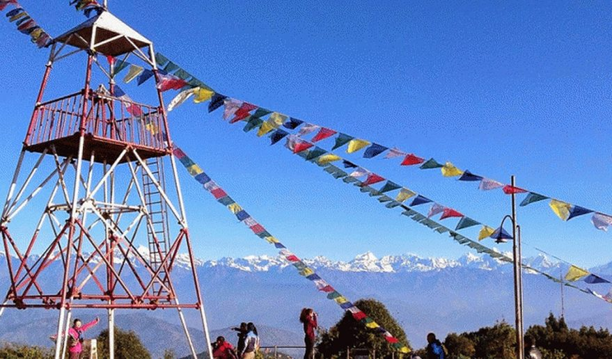 Short Tour Nepal | Nagarkot Hill View Point
