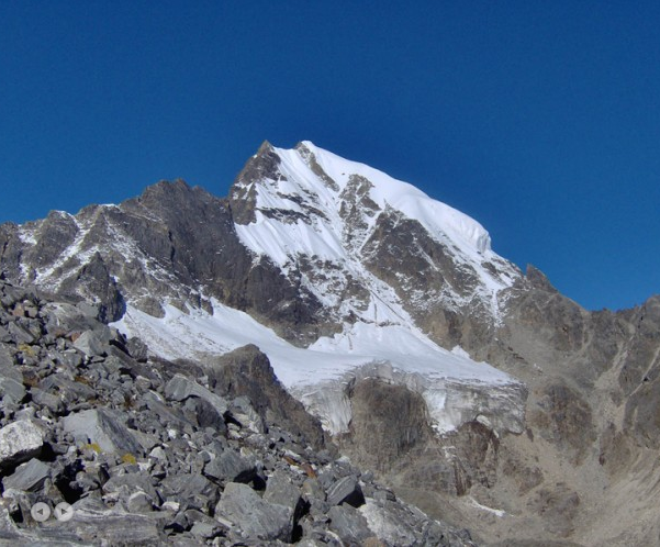 Naya Kanga Peak at Summer Season