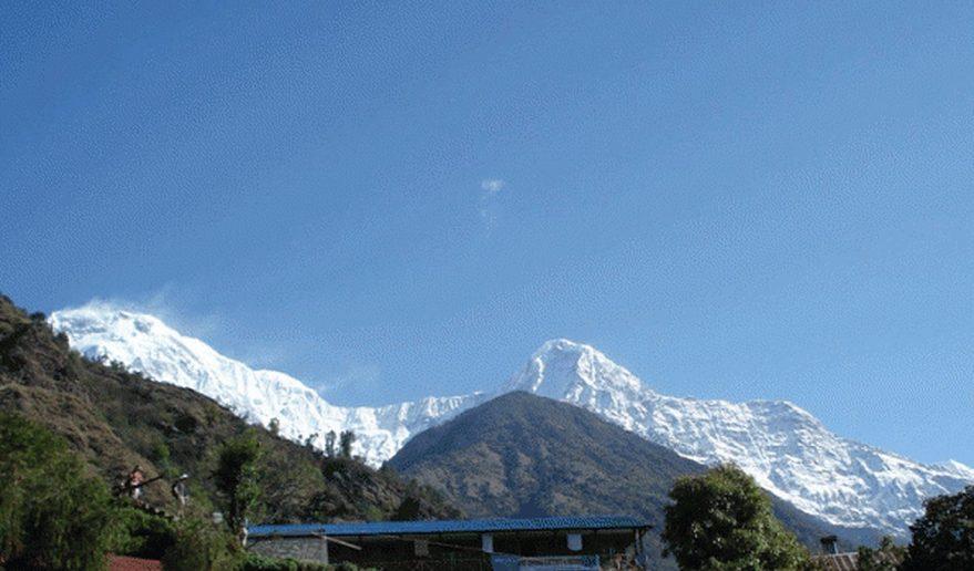 Annapurna Panorama Short Trek   Nayapul to TikhedhungaAnnapurna Panorama Short Trek   Nayapul to Tikhedhunga