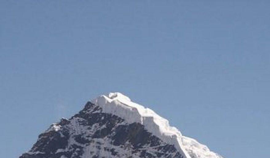 Three Peak Climbing: Island Peak, Lobuche and Nirekha Peak