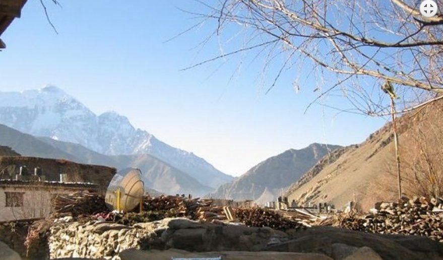 Dhaulagiri Circuit Trek | Jomsom from Yak Kharka