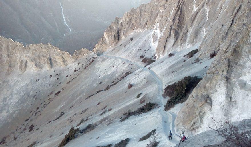Tilicho Lake Trek | Mesokanto La Pass [5120m/16793ft]