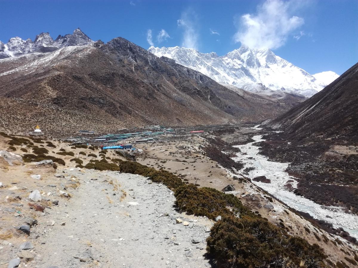 Lobuche Trek Khumbu