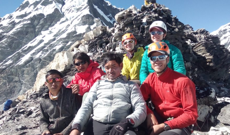 Everest KalaPathar 5545 m