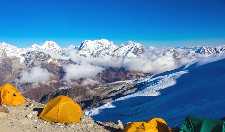 Mera Peak High Camp