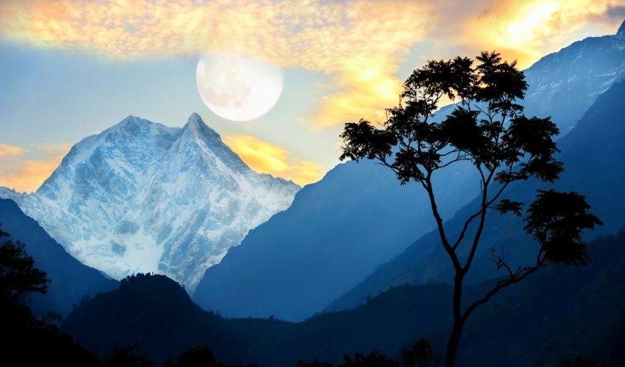 Mt Neel Giri 7061 m