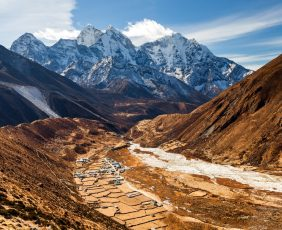 Dingboche Village | Everest Himalayan Range