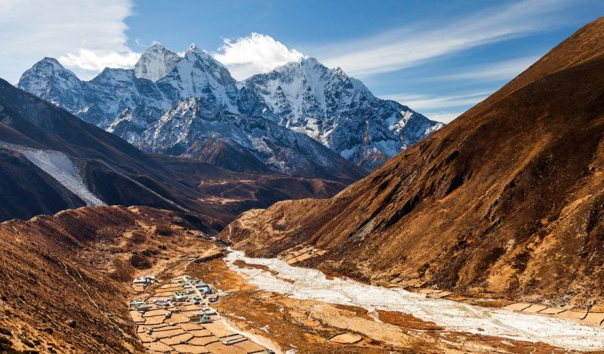 Dingboche Village | Everest Himalayan Range