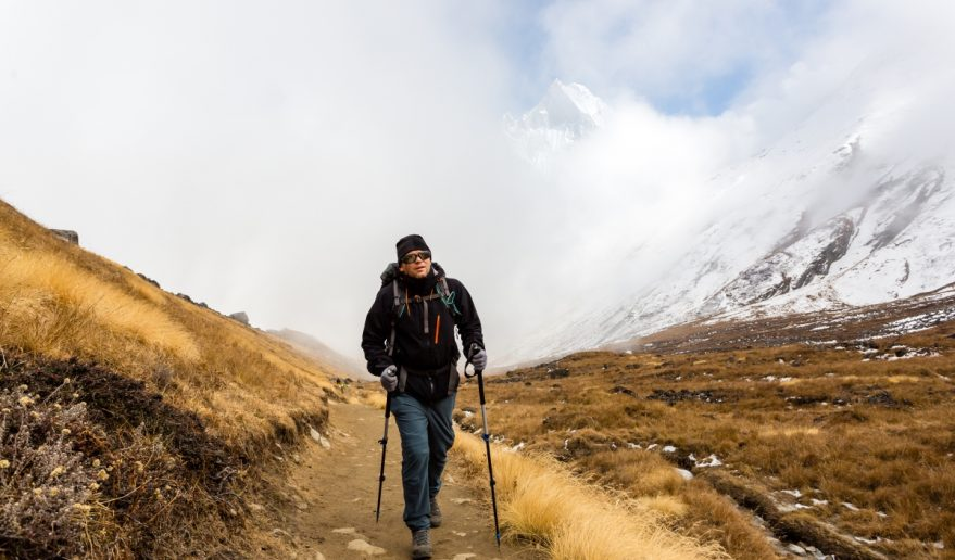 Trek to Mardi Himal