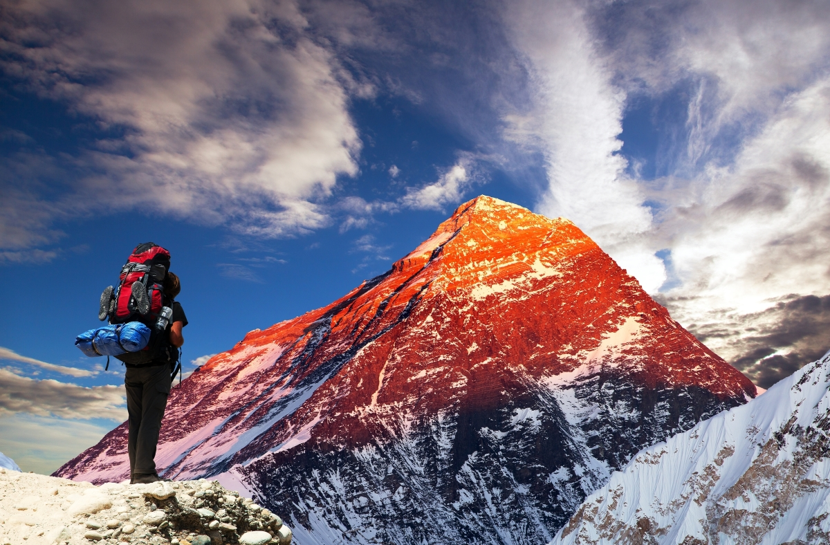 Everest KalaPathar Trek 5555 m