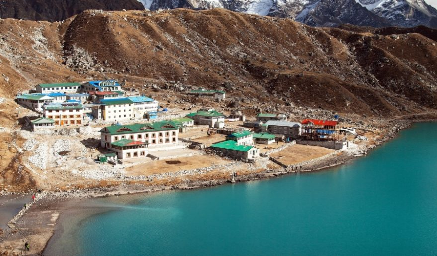 Gokyo Lake or Dudh Pokhari