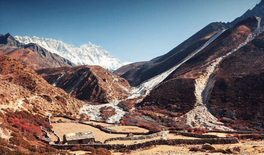 Khumbu Valley Renjo La Pass