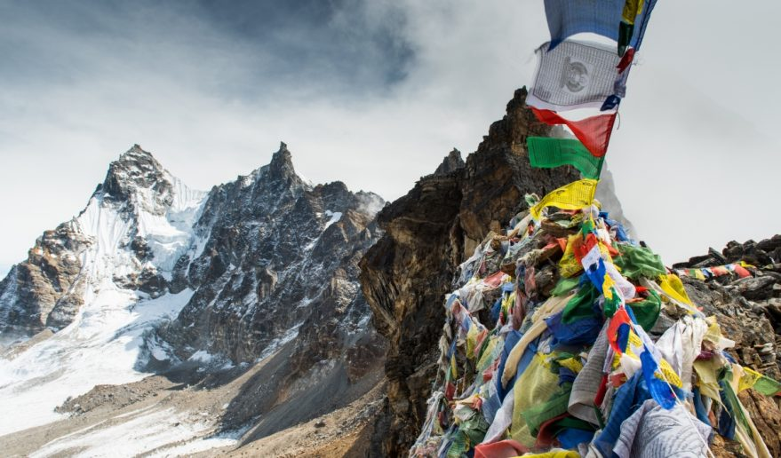 Renjo La Pass Trek 5435 m