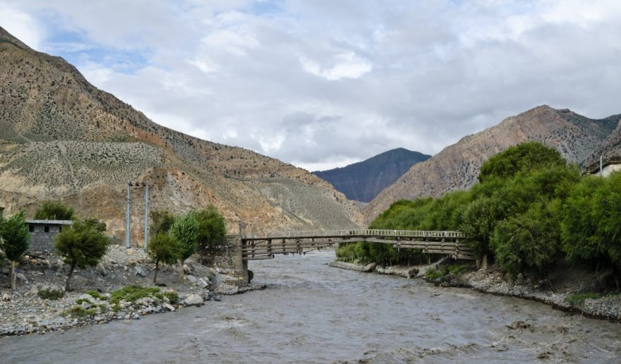 Kali Gandaki Valley Jomsom