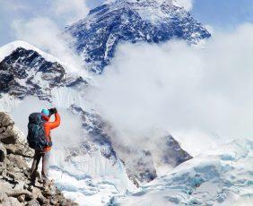 Everest Base Camp October