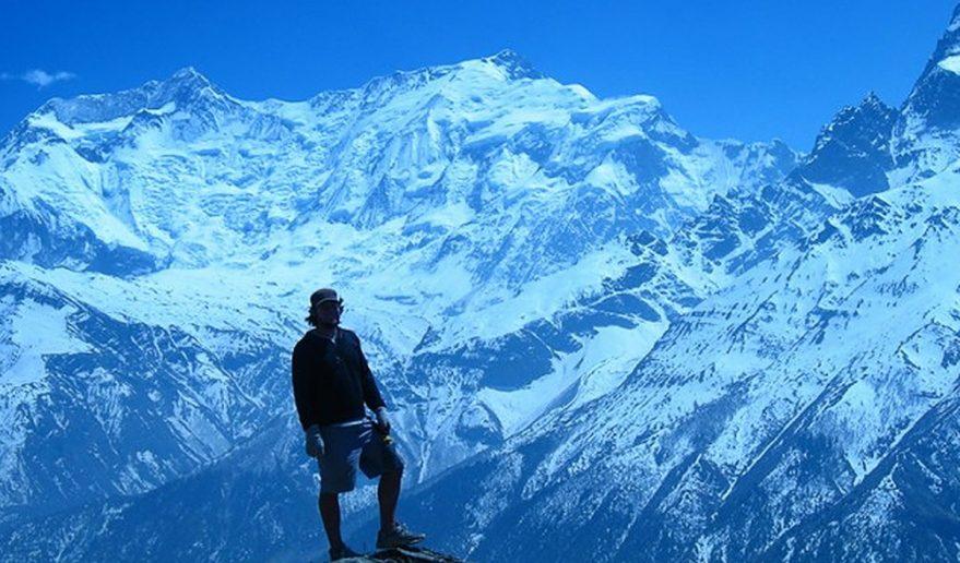 Annapurna Circuit Trekking | kincho lake manang