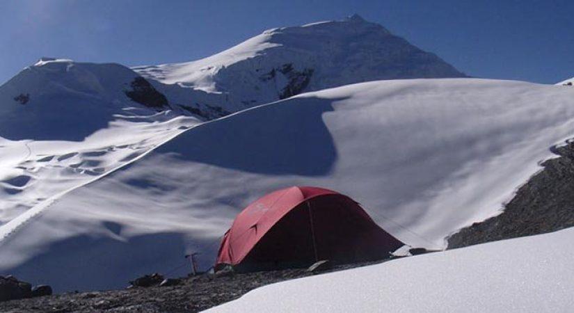 Parchamo Peak