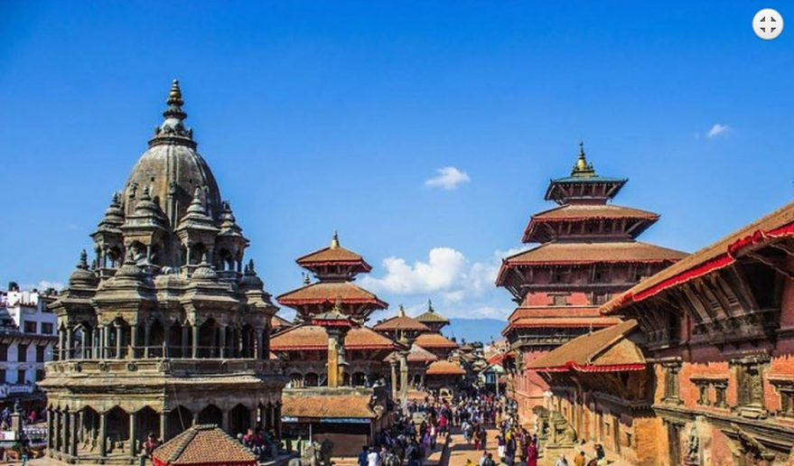 Kathmandu Valley Sightseeing | Patan Durbar Square.