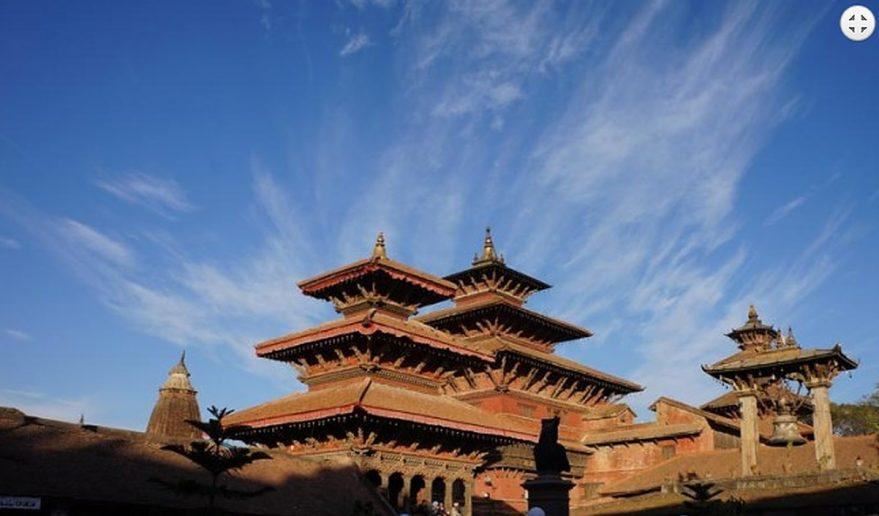 Nepal Tibet Tour | Patan Durbar Square.